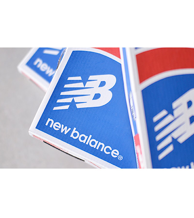 new balance(ニューバランス)スエード×メッシュスニーカー ml574