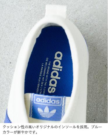 "adidas Originals(アディダス オリジナルス)キャンバススニーカー""NIZZA LOW"" nizza"