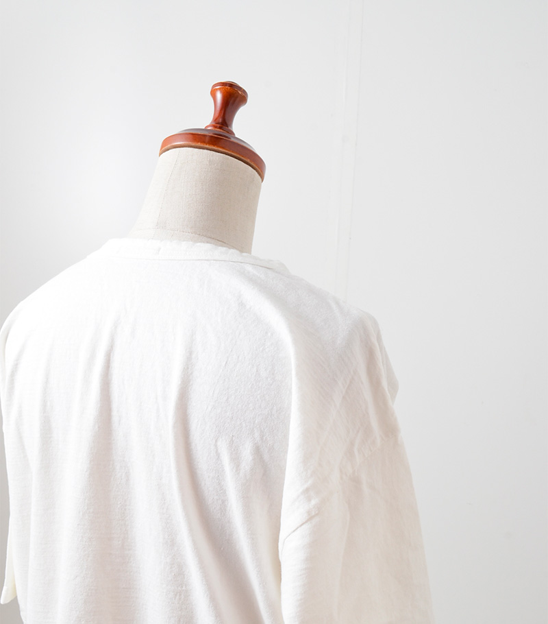 Attick by Johnbull(アティック バイ ジョンブル)ヴィンテージ天竺プリントTシャツ v5028