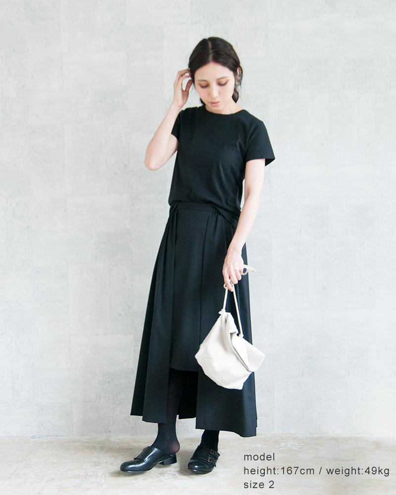 KINOTTO(キノット)タンギス綿半袖Tシャツ251c-04