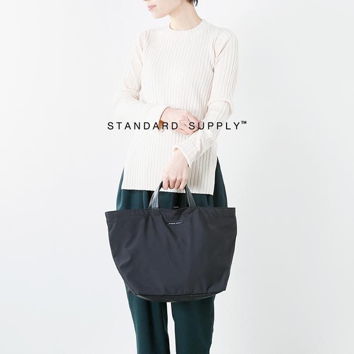STANDARD SUPPLY(スタンダードサプライ)ホリデーラインバイシクルトートバッグ zip-top-b-tote-s