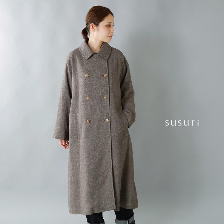 susuri(ススリ)チャプレンコート 18-050