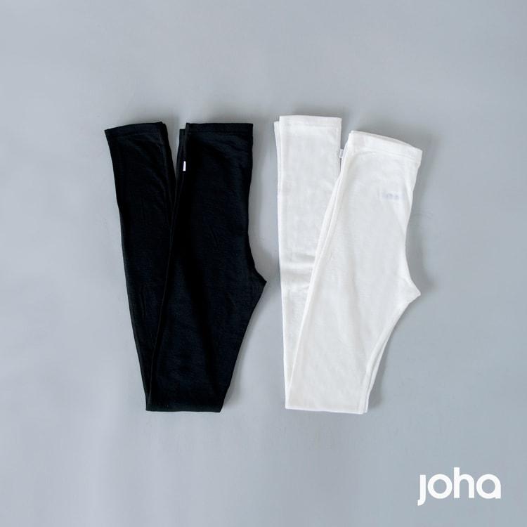 joha(ヨハ)メリノウールレギンス 27790-5