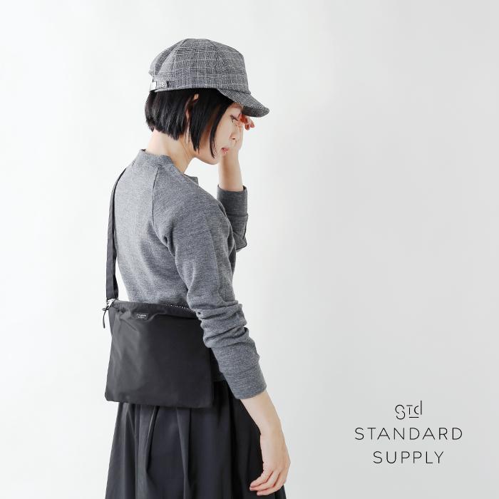 "STANDARD SUPPLY(スタンダードサプライ)ミュゼットショルダーバッグ""SIMPLICITY"" musette"