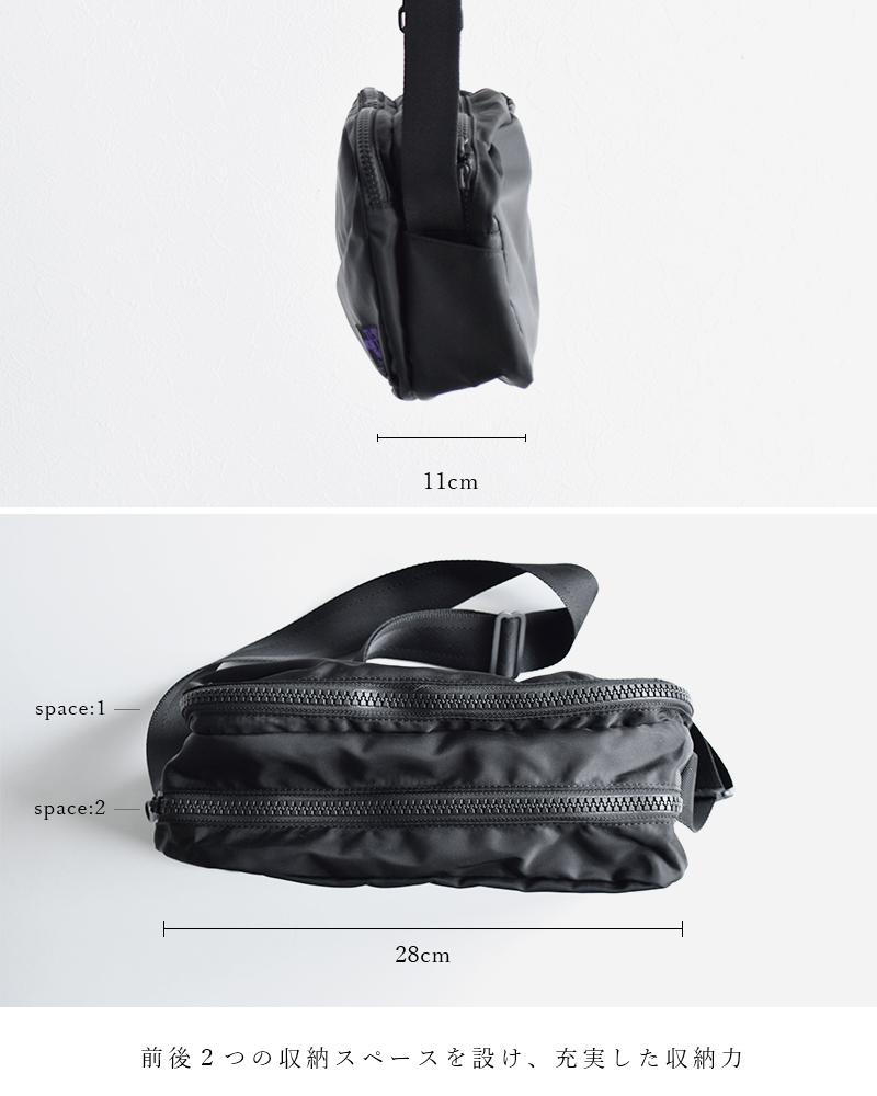 "THE NORTH FACE PURPLE LABEL(ノースフェイスパープルレーベル)ナイロンショルダーバッグ ""LIMONTA Nylon Shoulder Bag"" nn7765n"