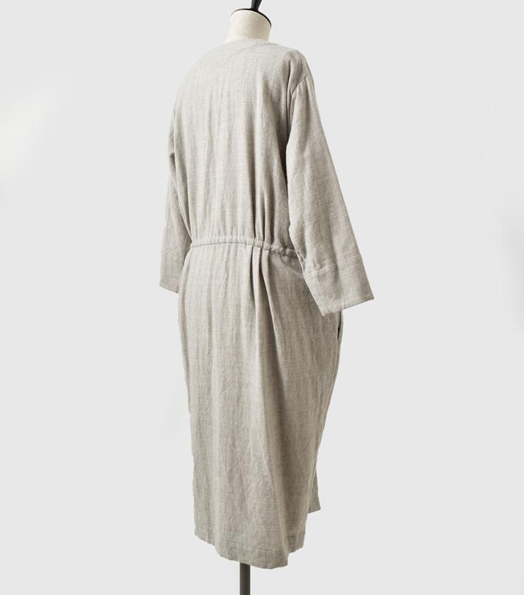 TOUJOURS(トゥジュー)ストリングカシュクールドレスString Cache-coeur Dress tm29hd01