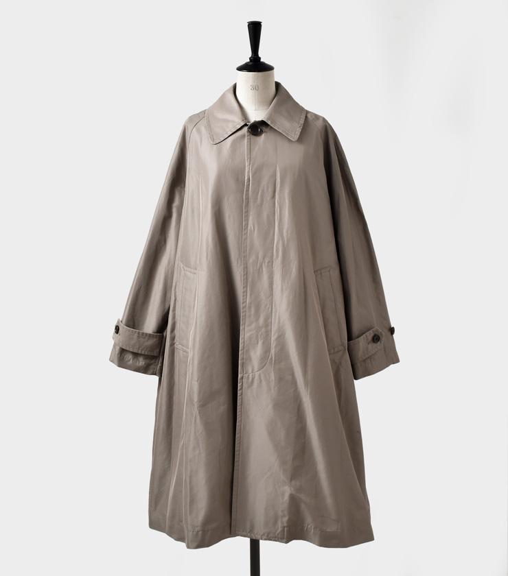 """TOUJOURS(トゥジュー)オーバーサイズドステンカラーコート""""Oversized Soutien Collar Coat"""" vm29ic02"""