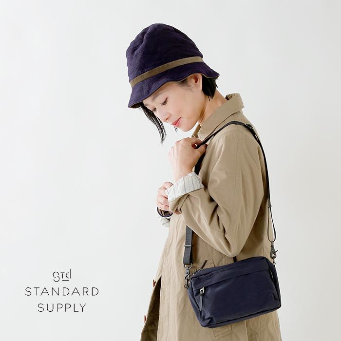 "STANDARD SUPPLY(スタンダードサプライ)ショルダーS""SIMPLICITY""  weekend-shoulder-s"