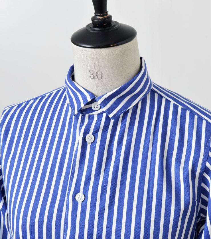 "R & D.M.Co-(オールドマンズテーラー)ストライプワンピース ""STRIPE SHIRT DRESS"" 2920"