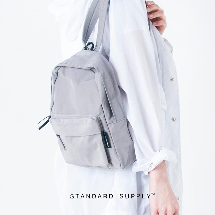 "STANDARD SUPPLY(スタンダードサプライ)2wayバックパック""SIMPLICITY"" 2waybugpack"