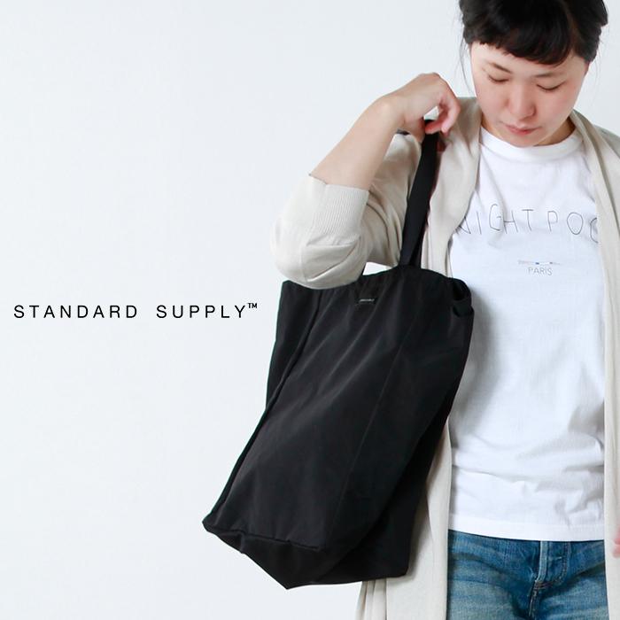 "STANDARD SUPPLY(スタンダードサプライ)トートバッグM""SIMPLICITY"" b-tote-m"