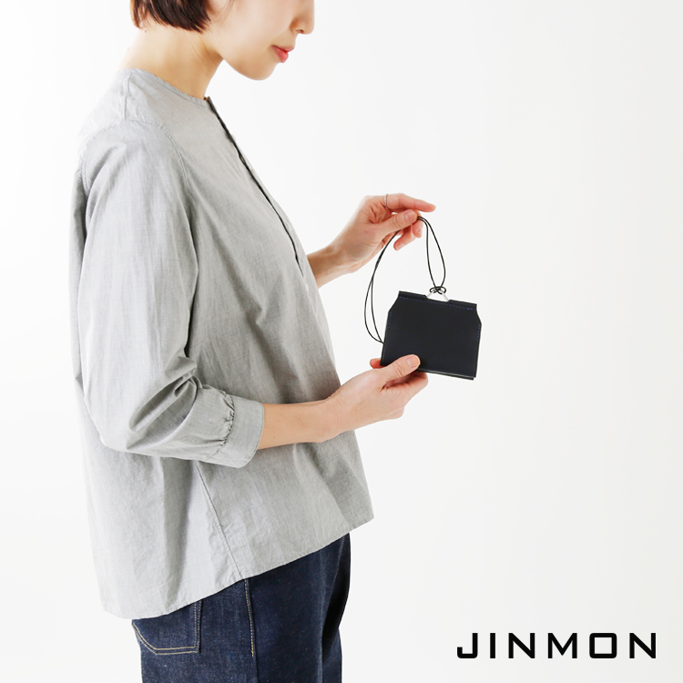 """JINMON(ジンモン)ループカードケース""""LOOP CARDCASE"""" loop-cardcase"""