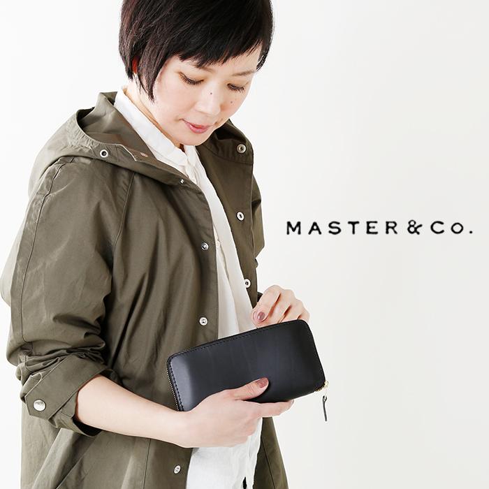 MASTER&Co.(マスターアンドコー)レザーウォレットmc972