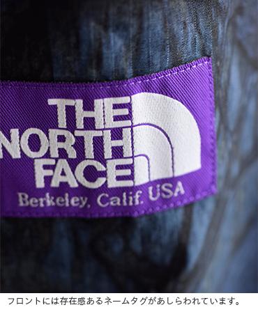 THE NORTH FACE PURPLE LABEL(ノースフェイスパープルレーベル)ツリーカモプリントトートバッグ nn7761n