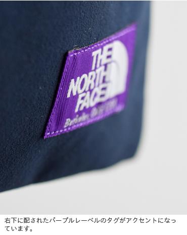 THE NORTH FACE PURPLE LABEL(ノースフェイスパープルレーベル)マイクロファイバースエードショルダーバッグS nn7817n