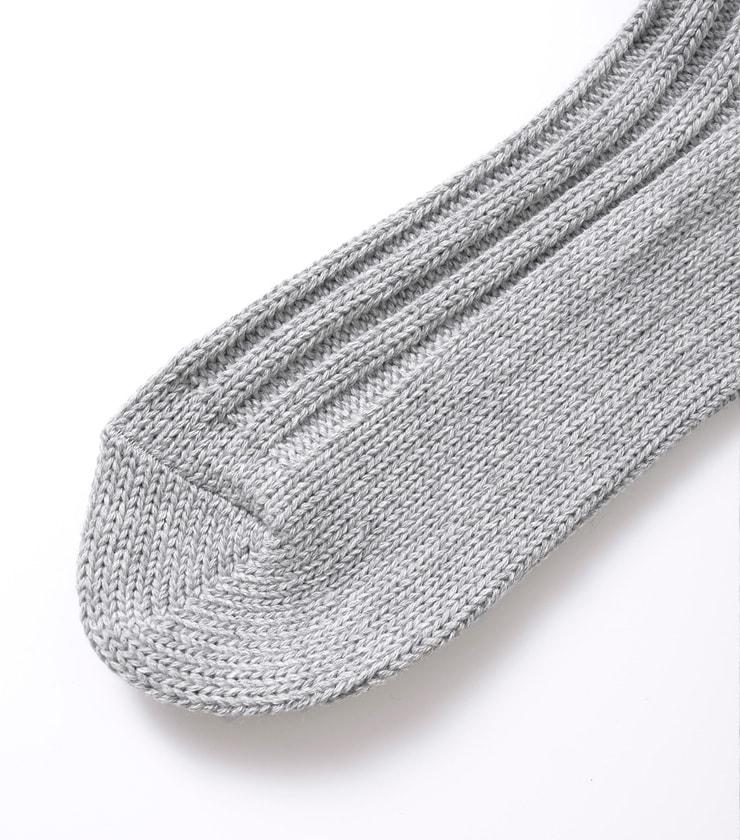 """LENO(リノ)コットンリブソックス""""The Socks"""" s001"""