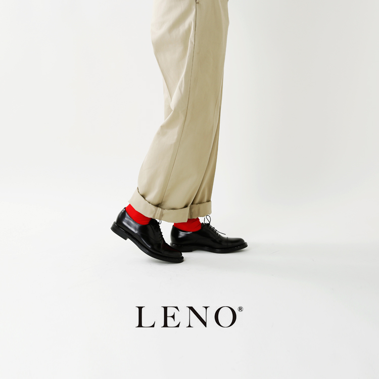 """LENO(リノ)ハンドリンクドシームレスソックス""""Hand Linked Seamless Socks"""" s002"""