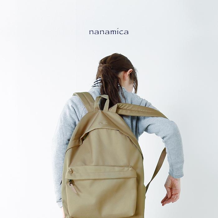 nanamica(ナナミカ)コーデュラツイルデイパック suof766