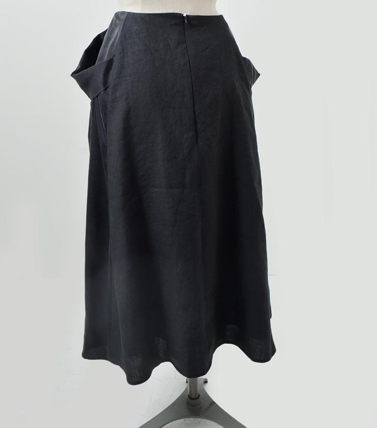 toHu(トフ)フラップドロップスカート th18s0007