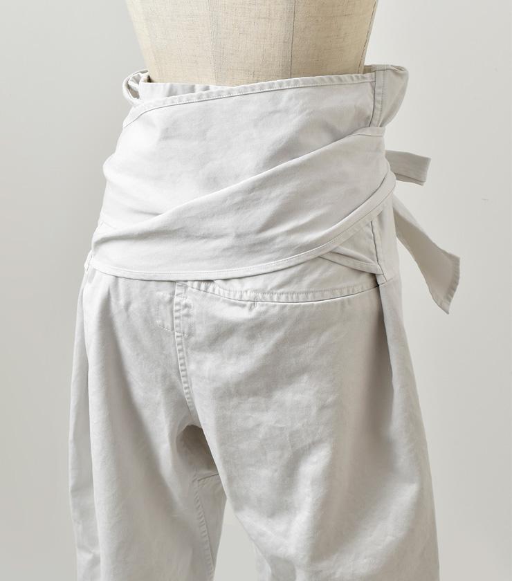 "TOUJOURS(トゥジュー)ギザコットンナロータイパンツ""Thai Style Narrow Pants"" tm28up01"