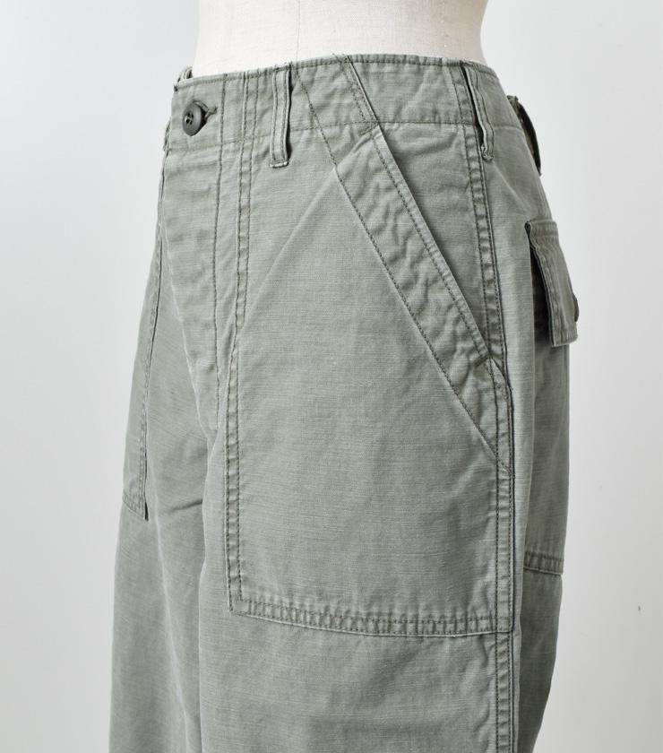 DAILY WARDROBE INDUSTRY(デイリーワードローブインダストリー)コットンベイカーパンツ baker-pants