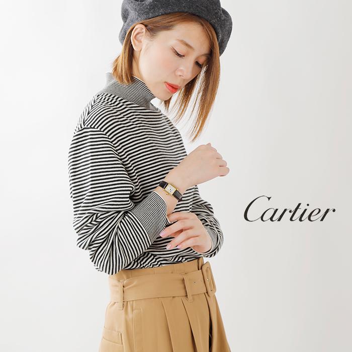 """Cartier(カルティエ)ヴィンテージレディースウォッチ""""マストタンク""""cartier-65"""