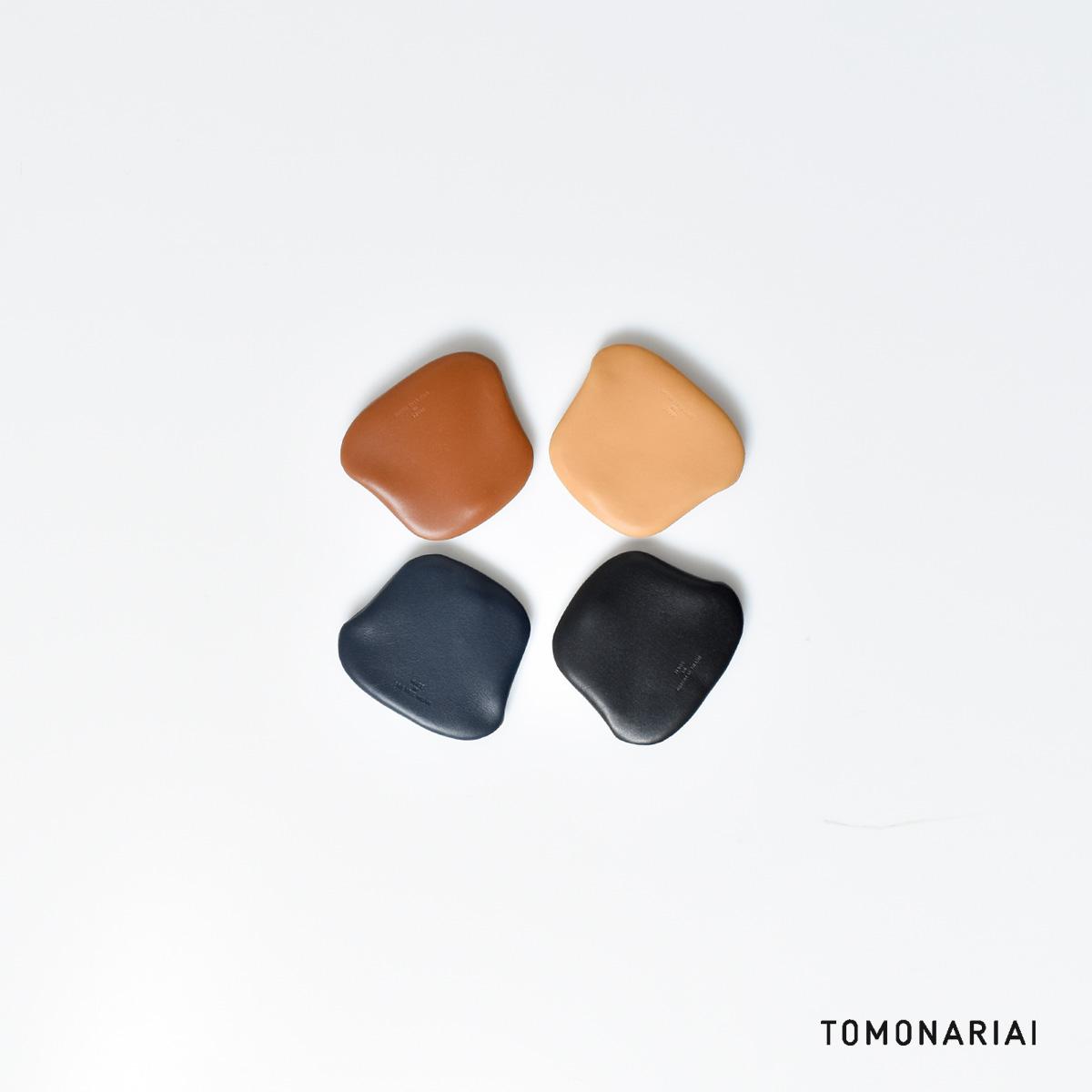 TOMO NARIAI(トモ ナリアイ)カーフレザーコインケース cb1901