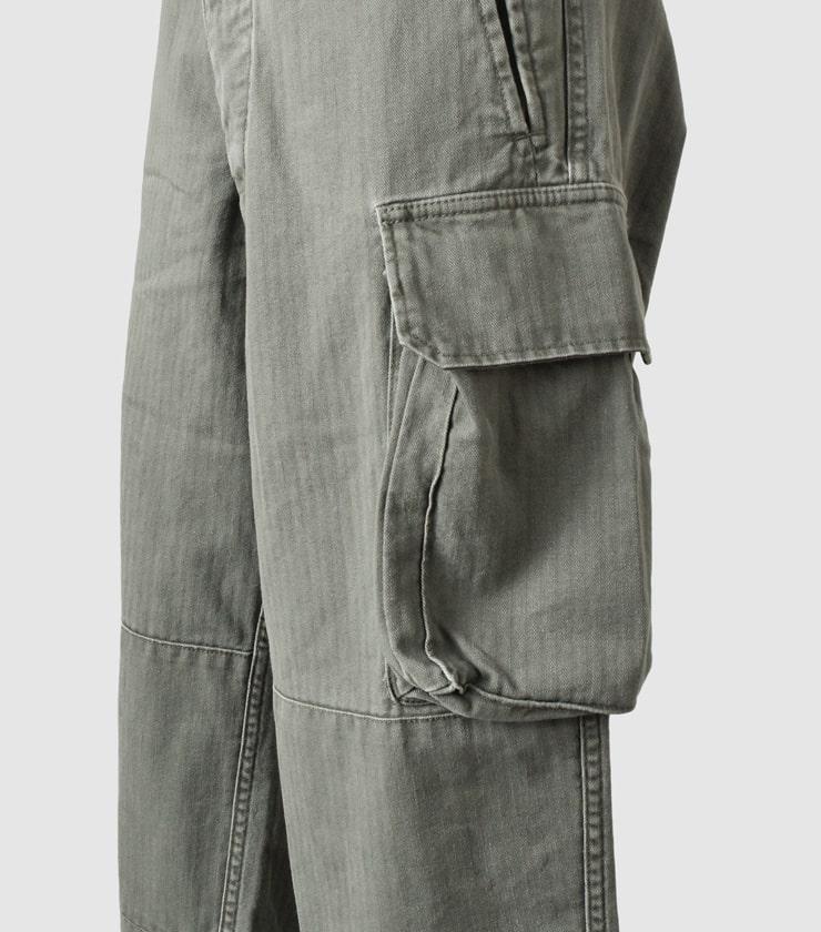 DAILY WARDROBE INDUSTRY(デイリーワードローブインダストリー)M-47コットントラウザーズパンツ daily-m47-trousers