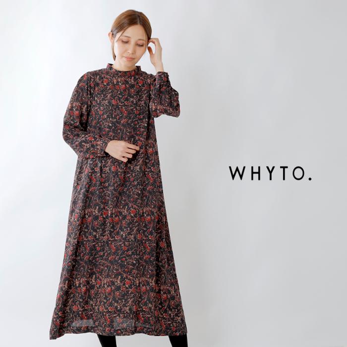 whyto(ホワイト)2Wayスリットフレアワンピース wht19fop1