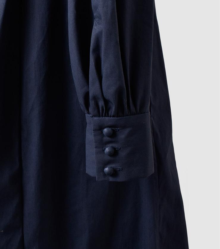 susuri(ススリ)コットンパルトドレス 19-202