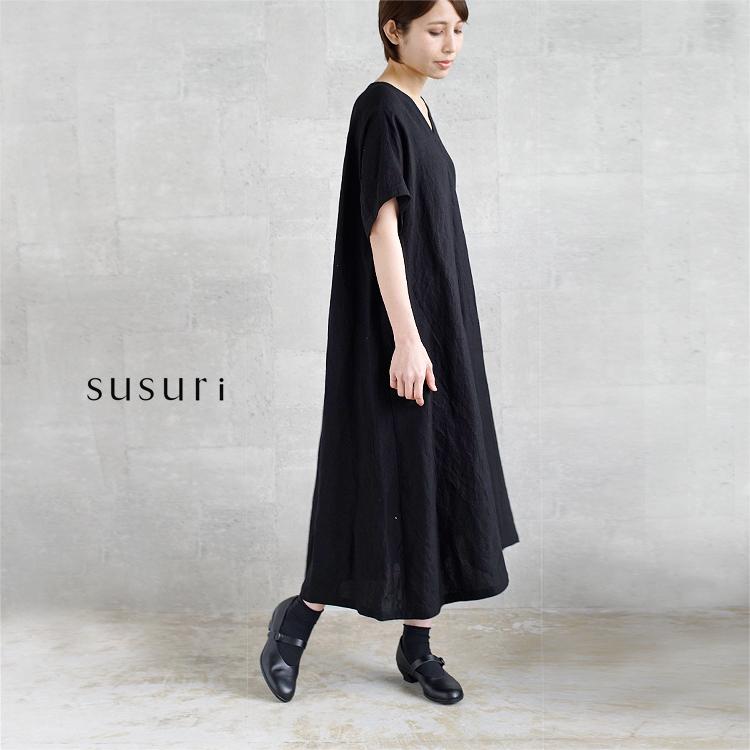 susuri(ススリ)カルモワンピース 19-212