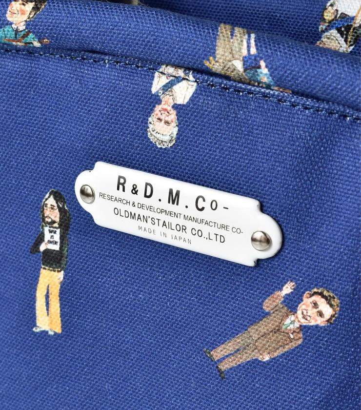 R & D.M.Co-(オールドマンズテーラー)グレートマンマルシェバッグ SMALL