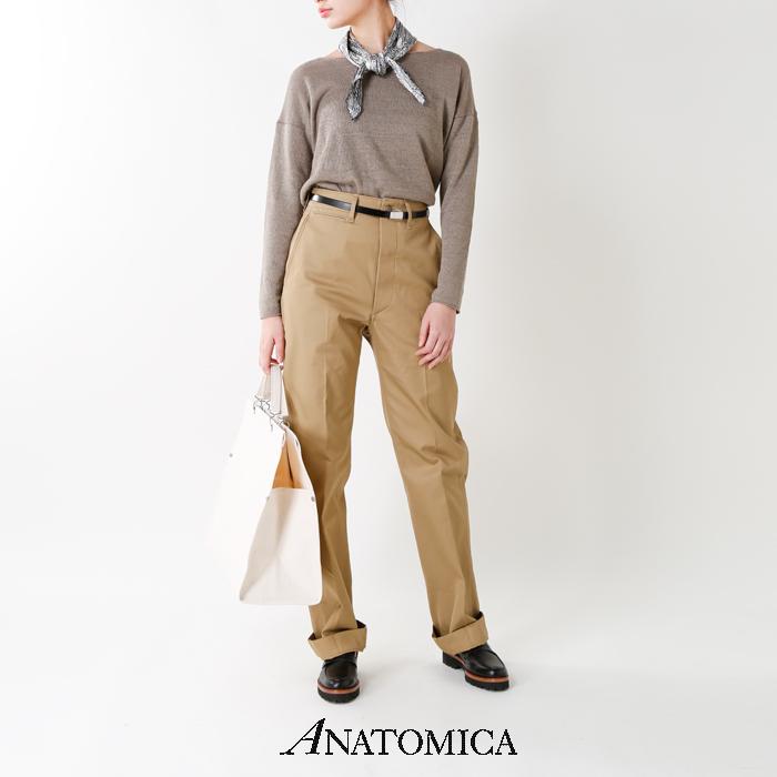 """ANATOMICA(アナトミカ)チノパンツ""""CHINO2"""" 530-000-04"""