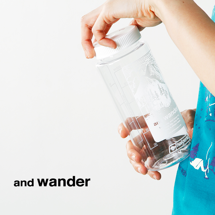 andwander(アンドワンダー)ナルゲンボトルaw-aa768
