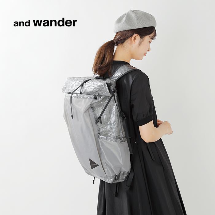 andwander(アンドワンダー)キューベンファイバー軽量バックパックaw-aa930