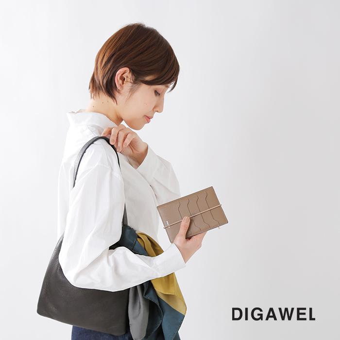 DIGAWEL(ディガウェル)カーフレザーパスポートケースdwzoz012