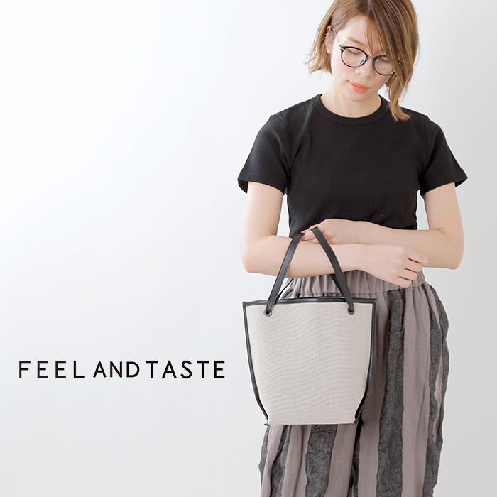FEEL AND TASTE(フィールアンドテイスト)ラインサックミニバッグ f071d151-152