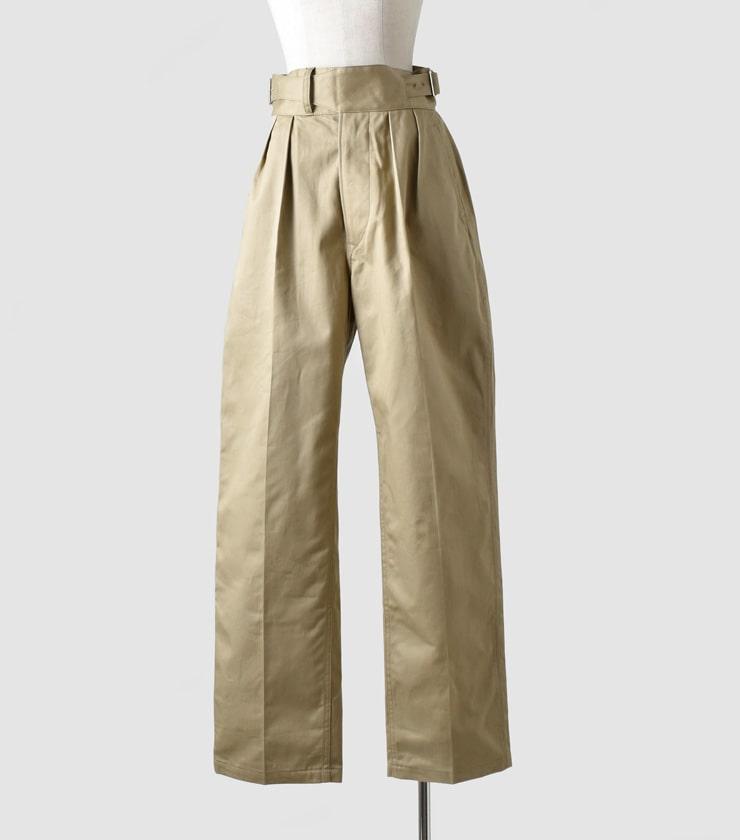 "LENO(リノ)<br>グルカトラウザーズ""Gurkha Trousers"" l1901-pt003"