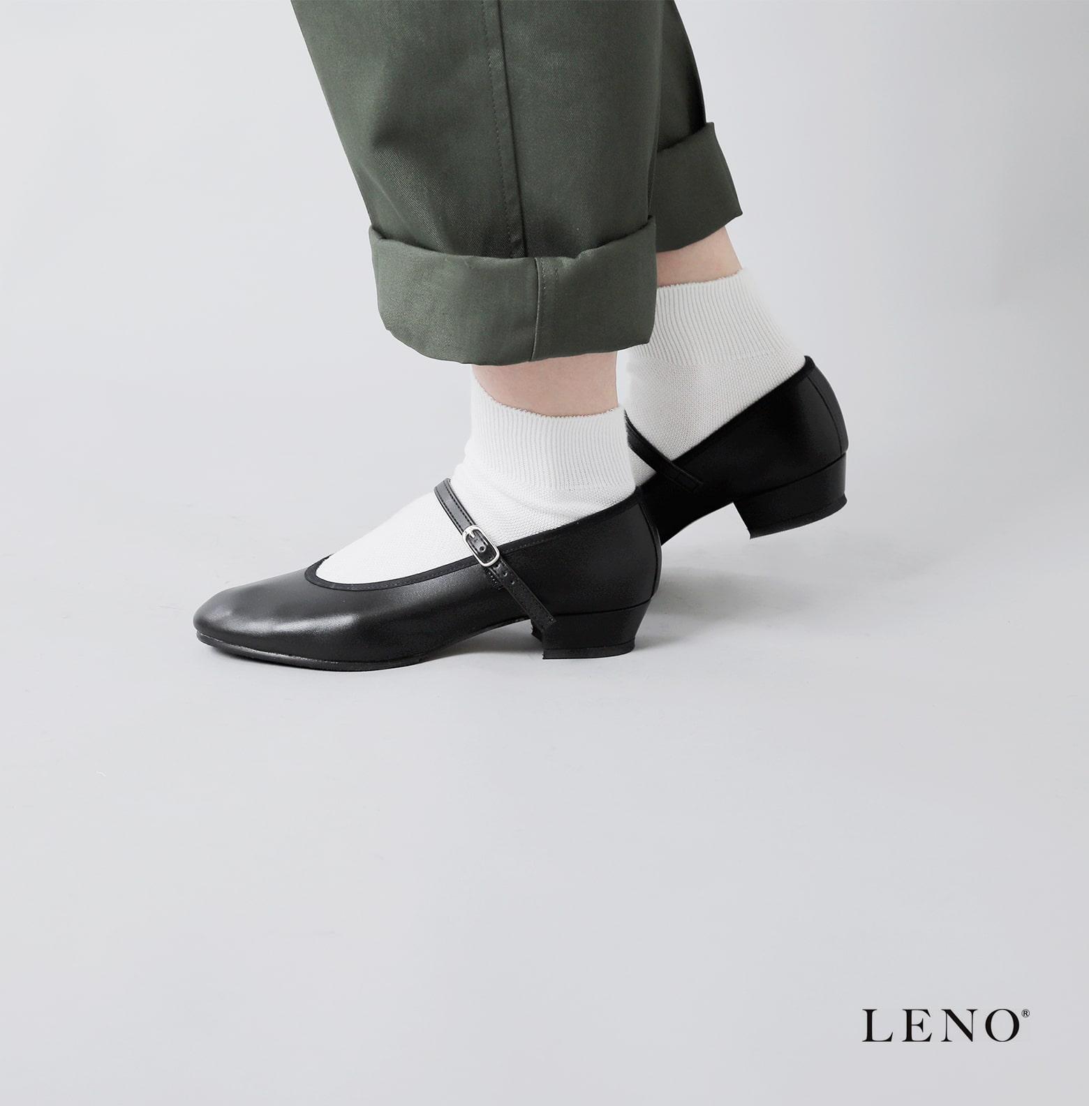 LENO(リノ)コットンピケソックス l1901-s002