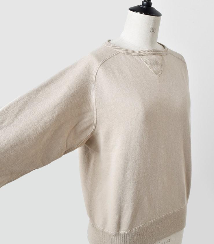 "LENO(リノ)フリーダムスリーブスウェットシャツ""Freedom Sleeve Shirt"" l1901-sw001"