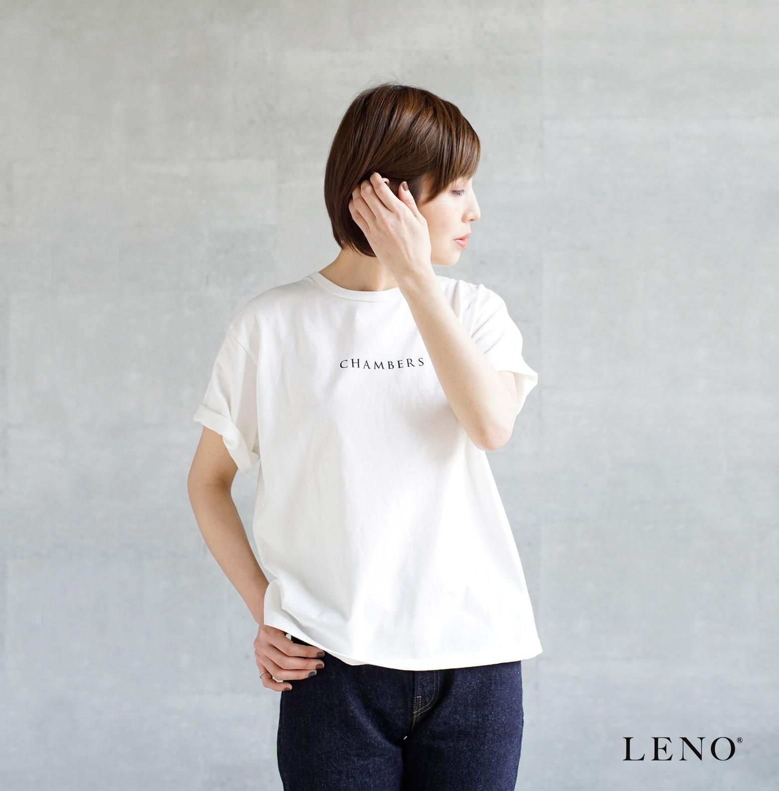 LENO(リノ)プリントTシャツ l1901-u005