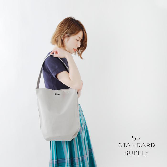 "STANDARD SUPPLY(スタンダードサプライ)コットンワンストラップショルダーバッグ""PLENTY"" one-strap-shoulder"