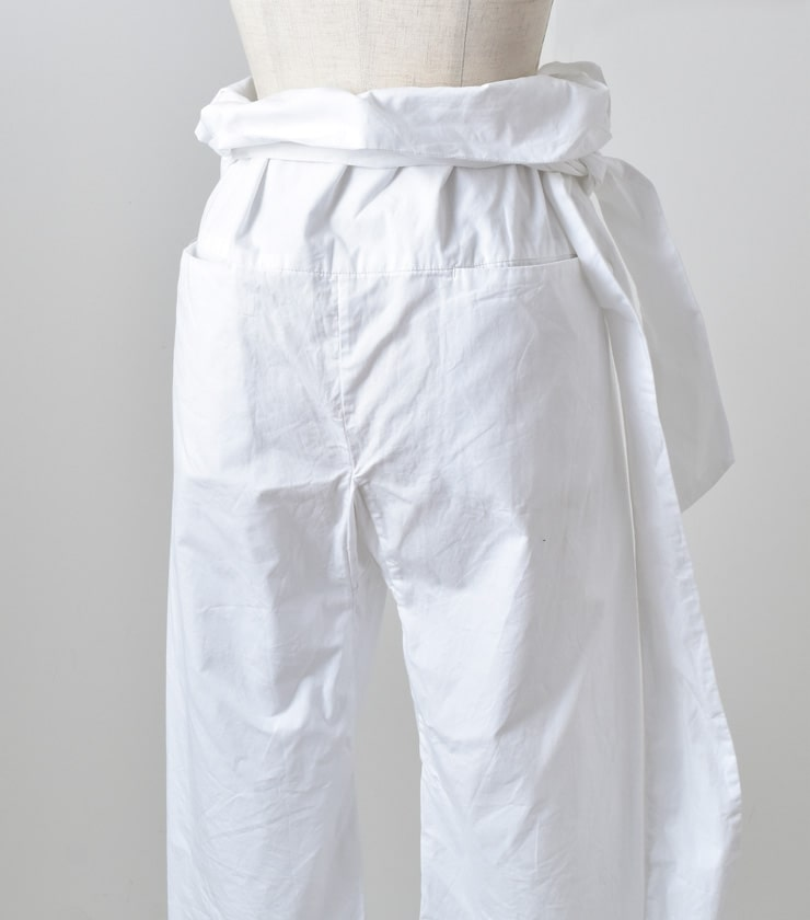 "TOUJOURS(トゥジュー)ナロータイパンツ""Thai Style Narrow Pants"" tm30rp05"