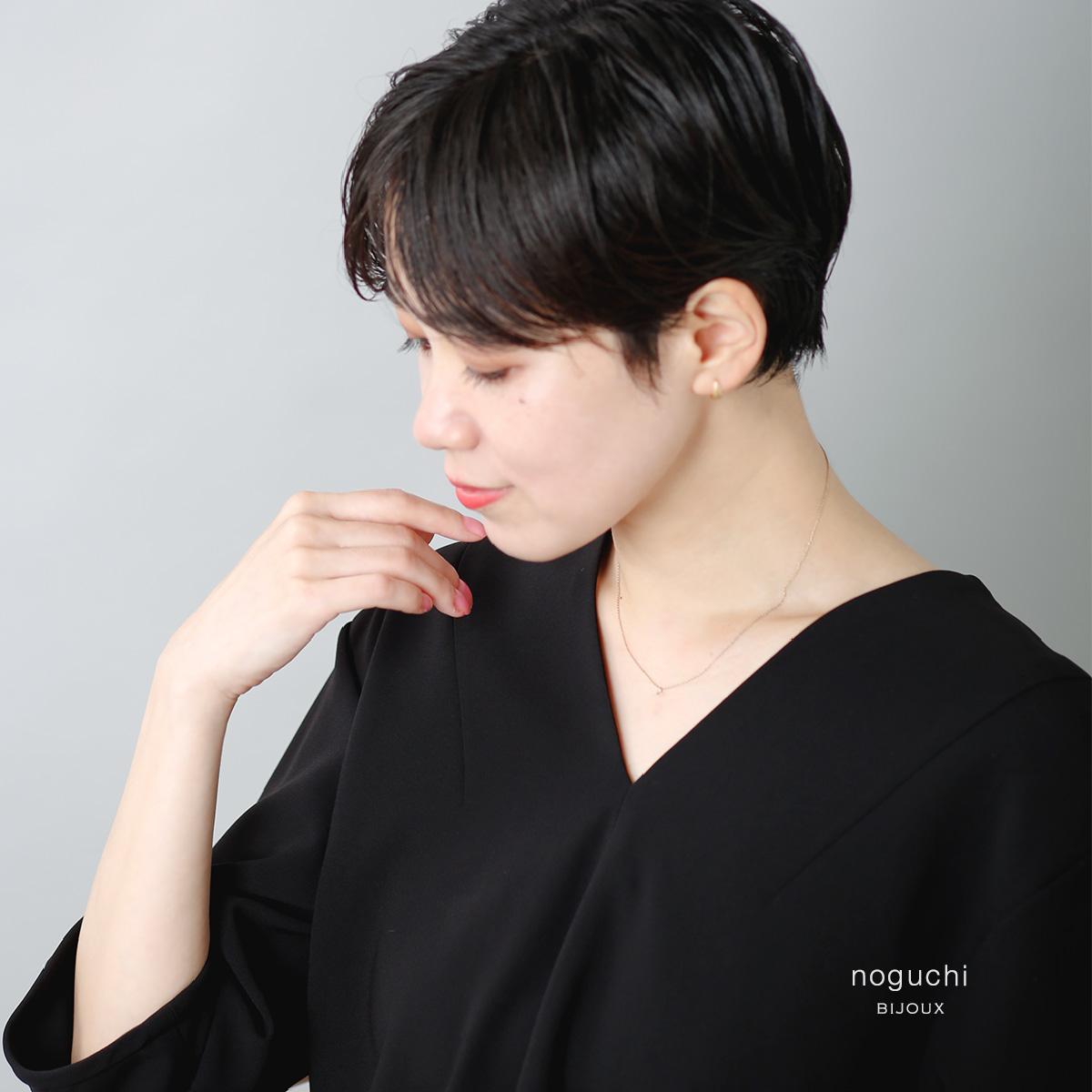 noguchi BIJOUX(ノグチ)K14YG ネックレス nn483