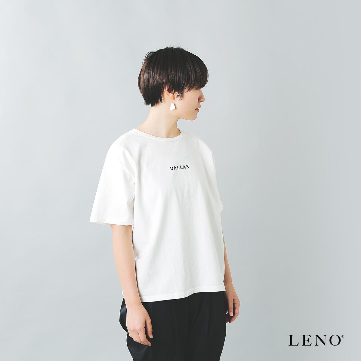 LENO(リノ)プリントTシャツ l2001-cs001