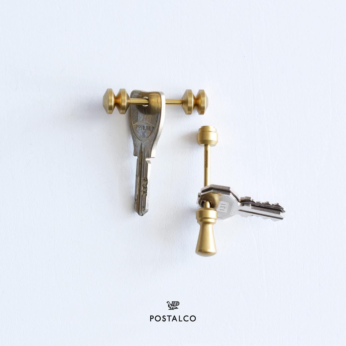 POSTALCO(ポスタルコ)トール/アバカス トーテム キーホルダー 96701-96702