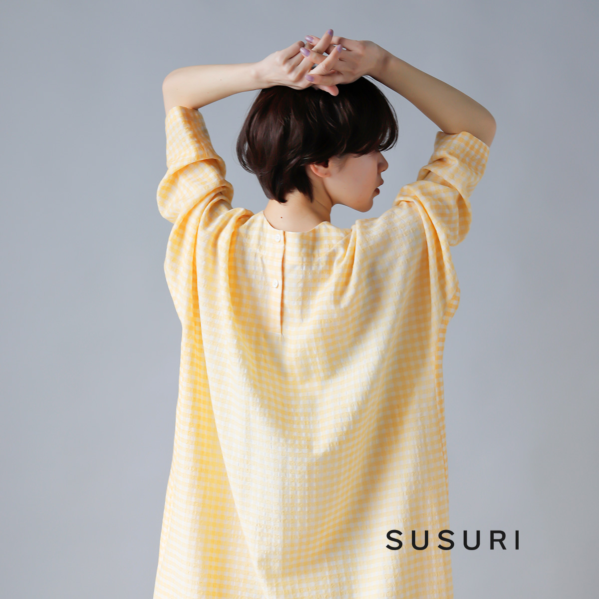 susuri(ススリ)フィンレットドレス 21-202