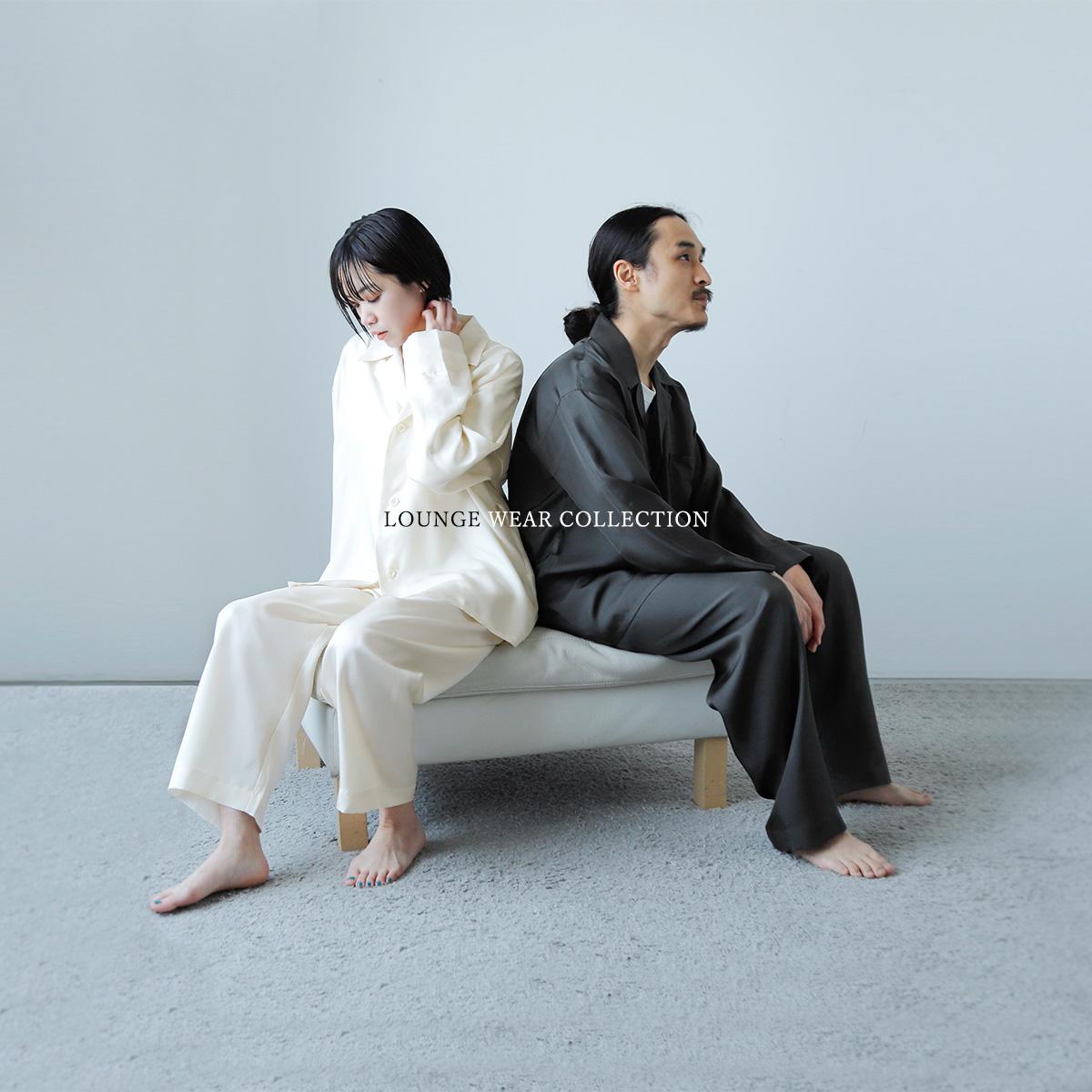 """Olde H & Daughter(オールドエイチアンドドーター)リネンクロスナイトガウン""""LINEN CLOTH NITE GOWN"""" lg003"""
