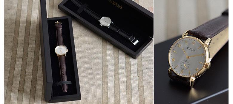 3f4bd79d5c ☆】CIRCA(サーカ)レザーベルト×ラウンドケース腕時計 ct114rg-tr