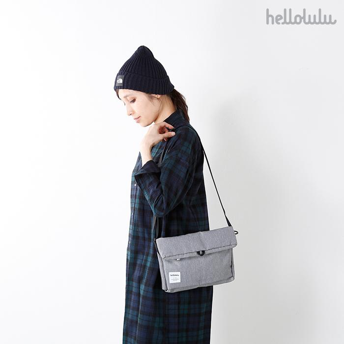 """Hellolulu(ハロルル)ユーティリティバッグ""""CORBIN"""" 5075100"""